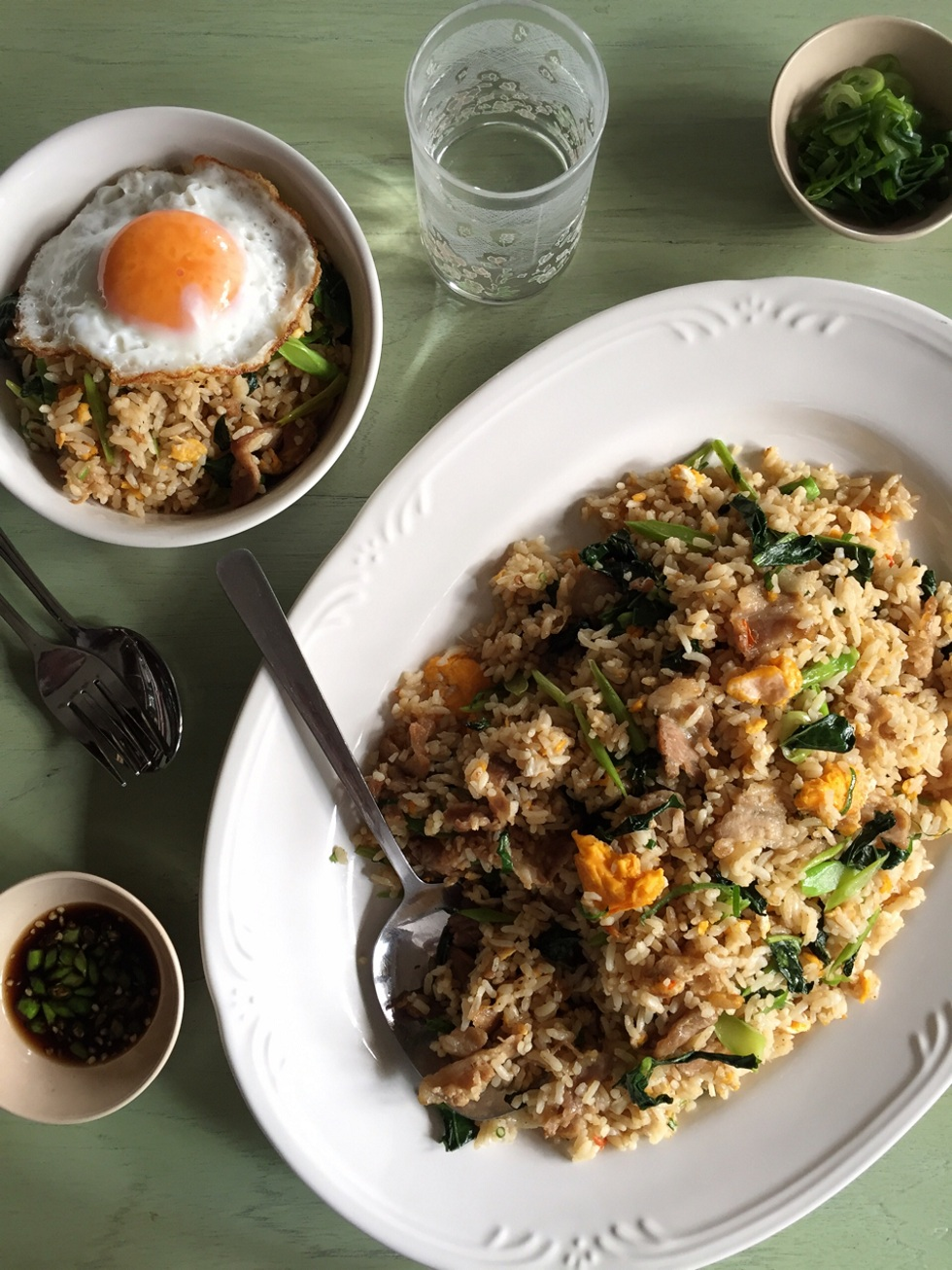 Khao Phat, Thai Fried Rice